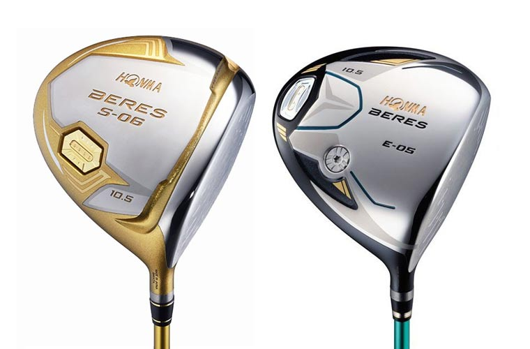 Honma Drivers and Fairway Woods