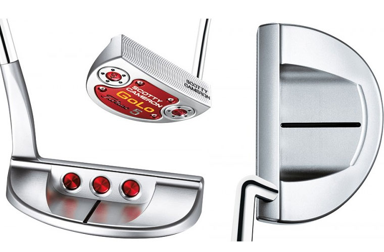 Scotty Cameron Putters - Full Range